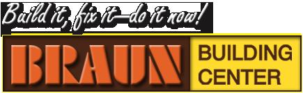 Braun Building Center Logo