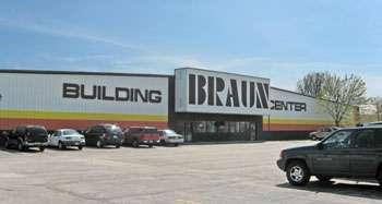 Braun Building Center in Manitowoc