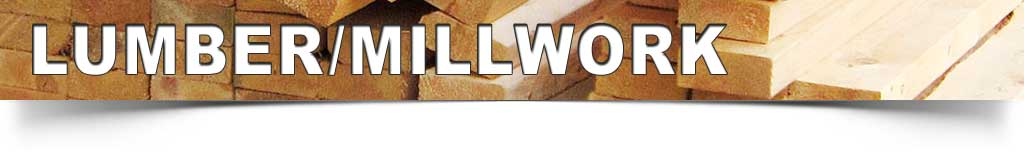 Lumber, Millwork & Stairs