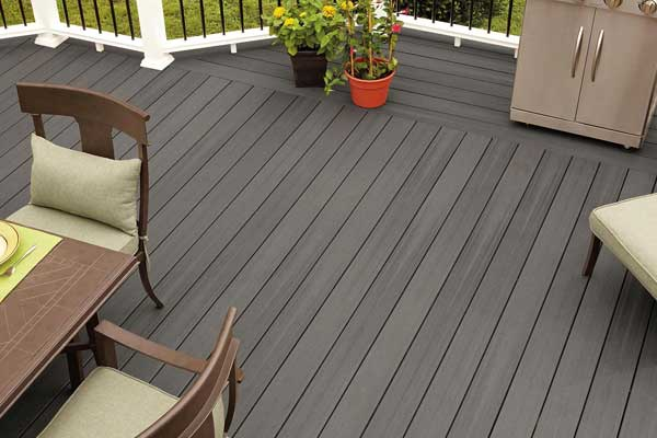 Biewer Fiberon Decking