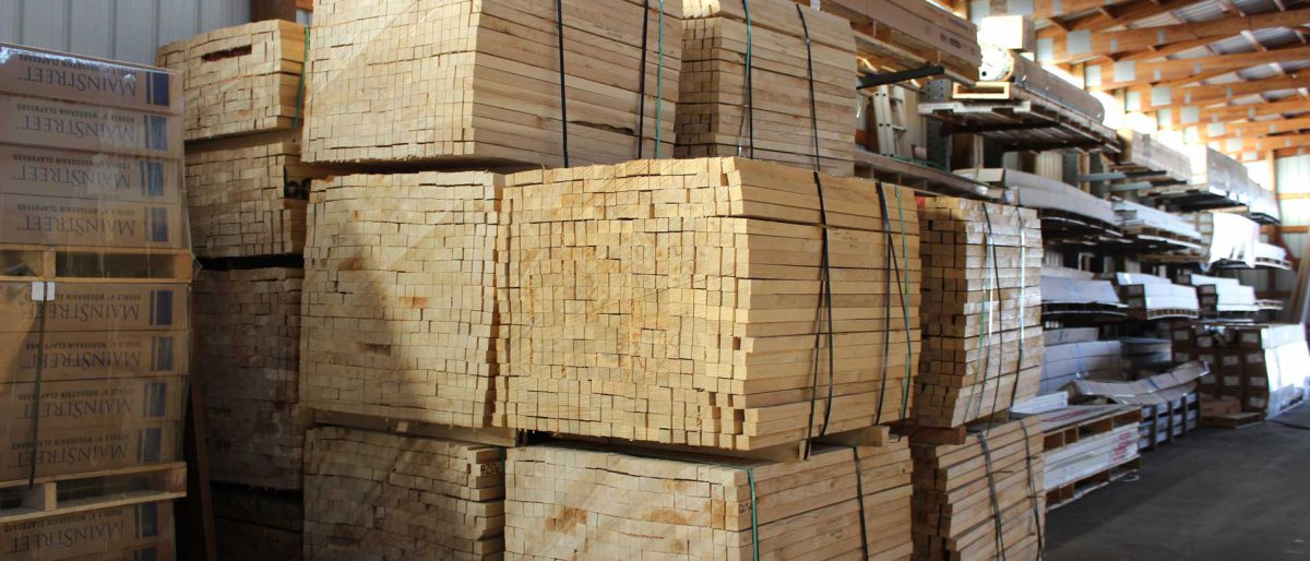 Permalink to: Lumber / Architectural Millwork