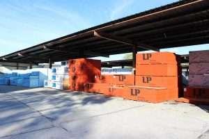 Braun Building Center Lumber Yard