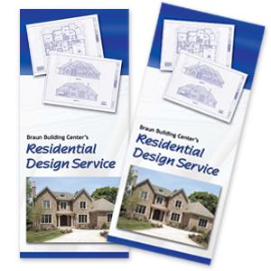 Braun Building Center Home Design Brochure