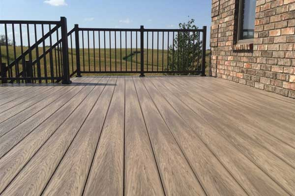 Jam Systems Decking