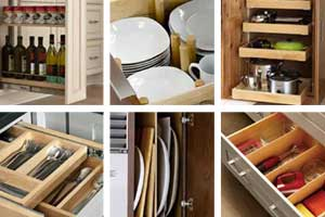 Mid Continent Cabinet Storage