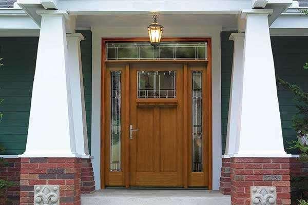 Taylor Entrance Door