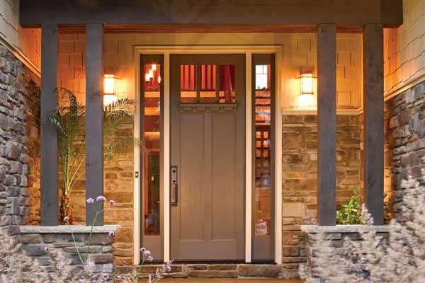Therma Tru Entrance Door