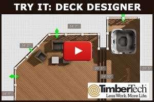 TimberTech Deck Designer Button