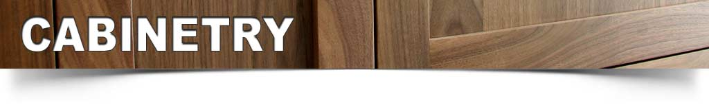 Cabinetry at Braun
