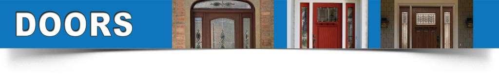 Doors at Braun Building Center