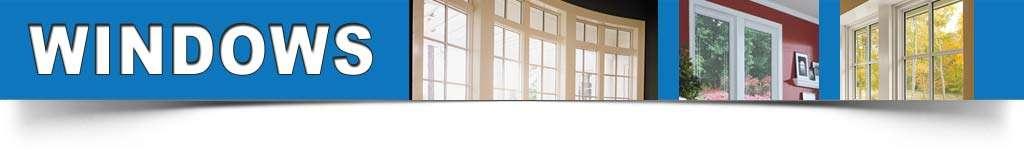 Windows at Braun Building Center