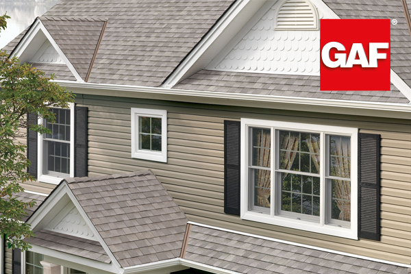 GAF Timberline HD Shingles