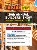 Annual Builders Show Cover