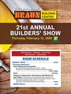Annual Builders Show Cover 2020