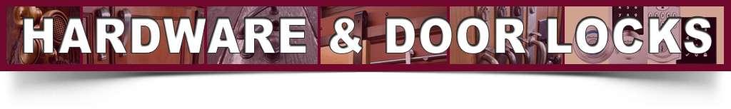 Hardware & Door Locks