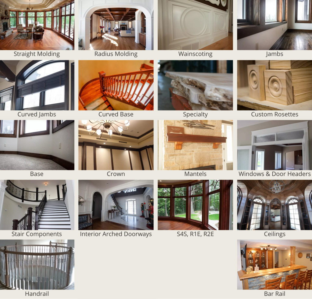 Elipticon Wood Products architectural millwork