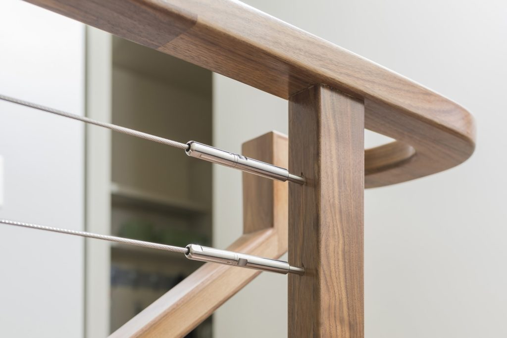 LJ Smith Cable Stair System