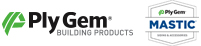 PlyGem Building Products Mastic Siding Logo