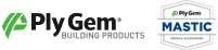 PlyGem Building Products Mastic Siding Logo