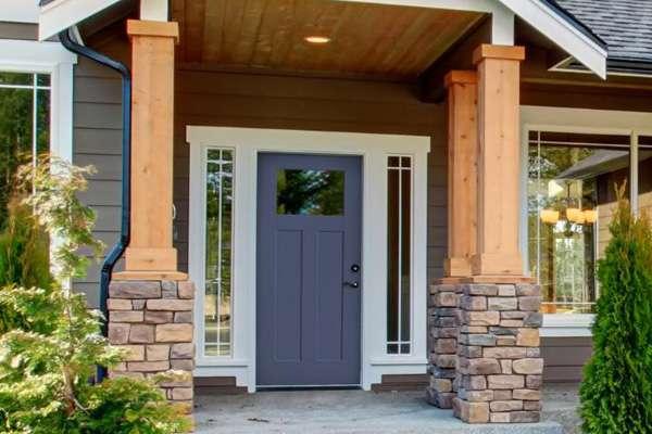 Waudena Millwork Entrance Door