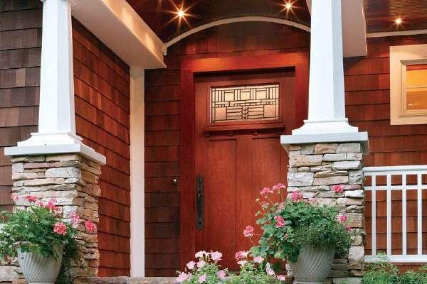 Western Building Products Entry Door