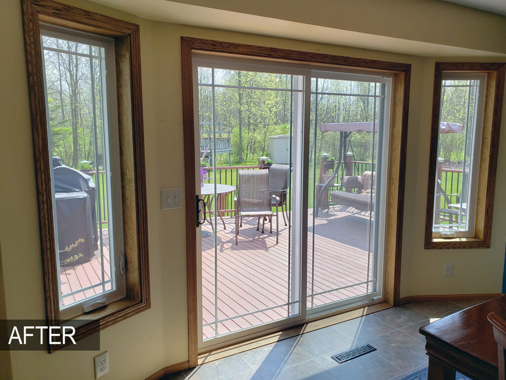 After View - All Window Replacement Alliance Vinyl Window Systems 2