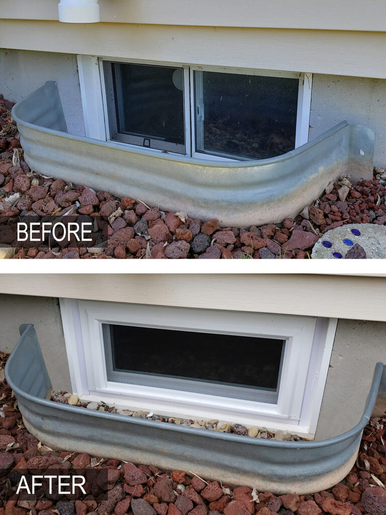 Before/After - All Window Replacement Alliance Vinyl Window Systems 6