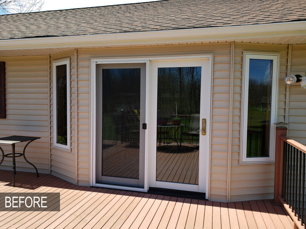 Before View - All Window Replacement Alliance Vinyl Window Systems 2