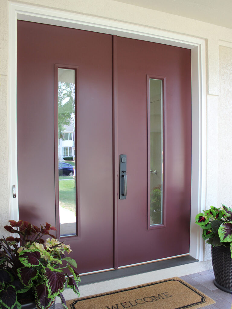 Curb Appeal Gets a Boost New Entry Door 4