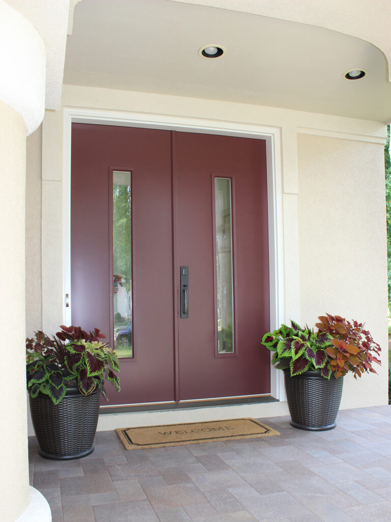 Curb Appeal Gets a Boost New Entry Door 6
