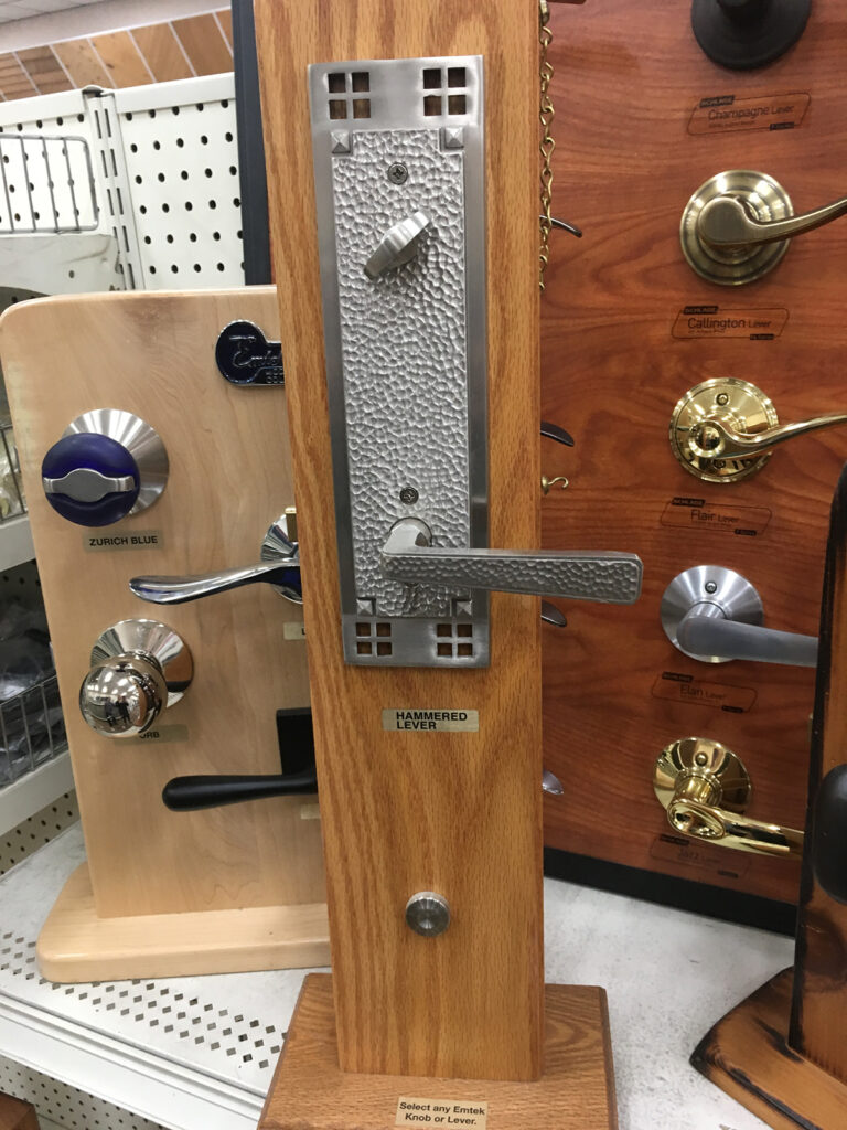 Curb Appeal Gets a Boost New Entry Door Handles 8