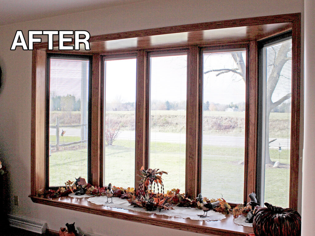 After - Custom Fit Front Window Transformation 2