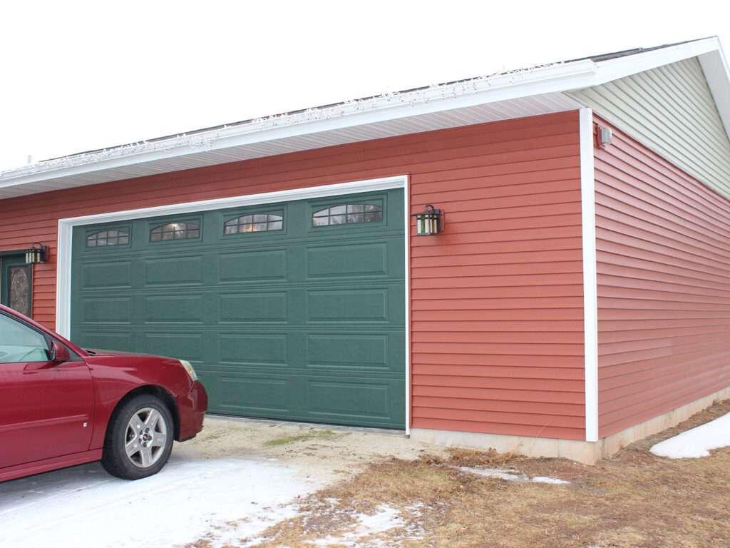 Garage Addition - 1