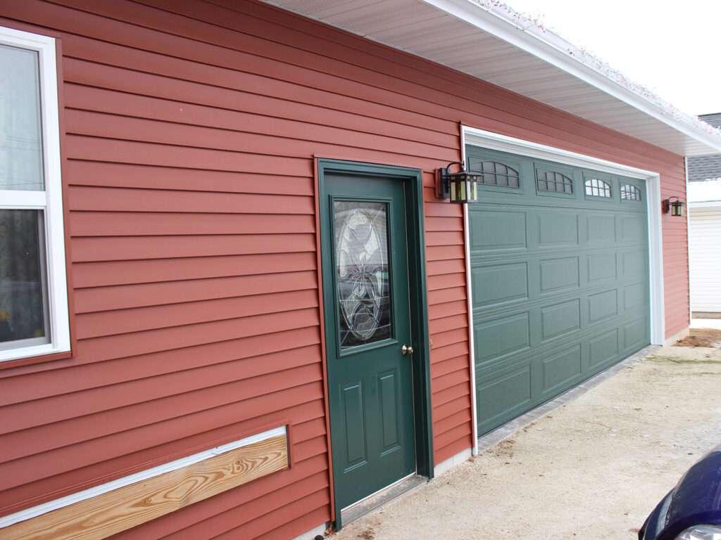 Garage Addition - 3