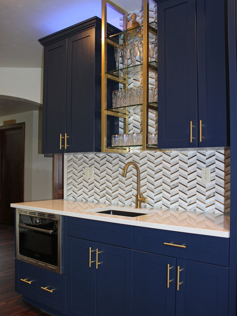 Kitchenette Addition Perfect for Entertaining 2