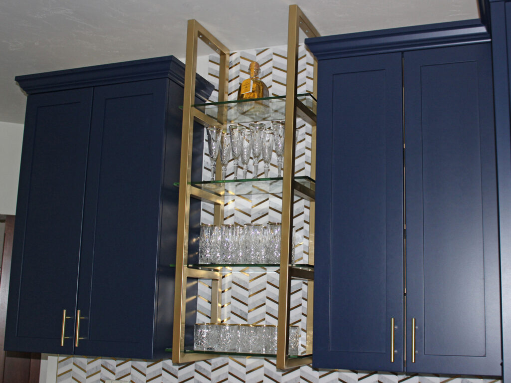 Kitchenette Addition Perfect for Entertaining 4