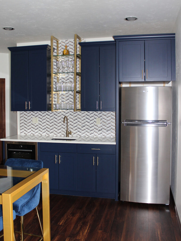 Kitchenette Addition Perfect for Entertaining 8