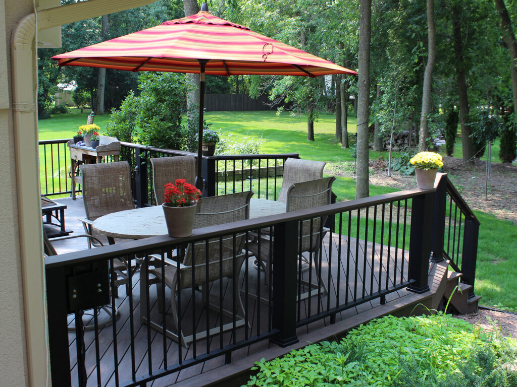 Maintenance Free Composite Deck and Railing 3