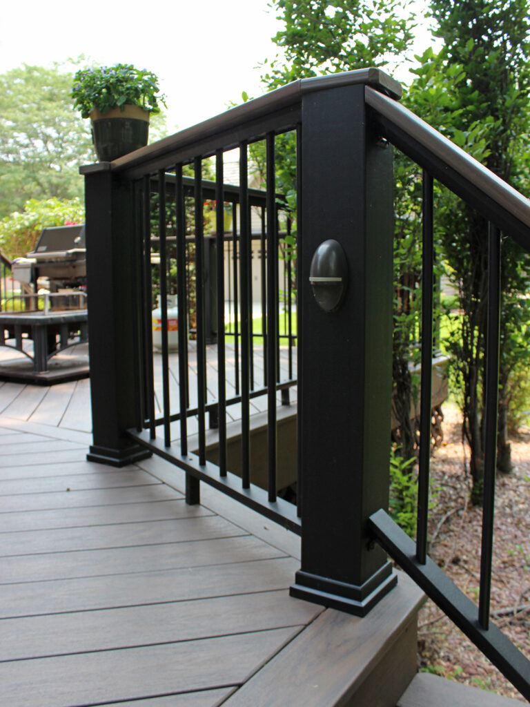 Maintenance Free Composite Deck and Railing 6
