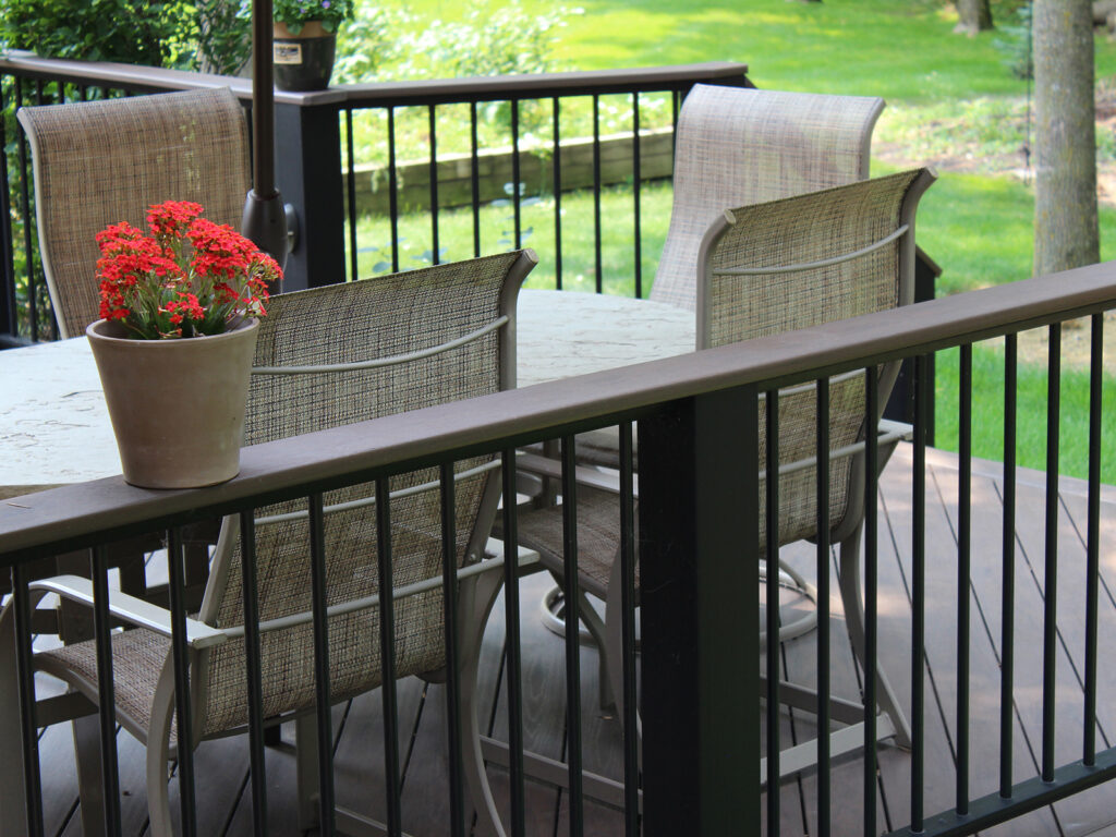 Maintenance Free Composite Deck and Railing 7