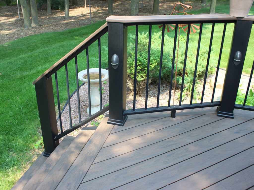 Maintenance Free Composite Deck and Railing 8
