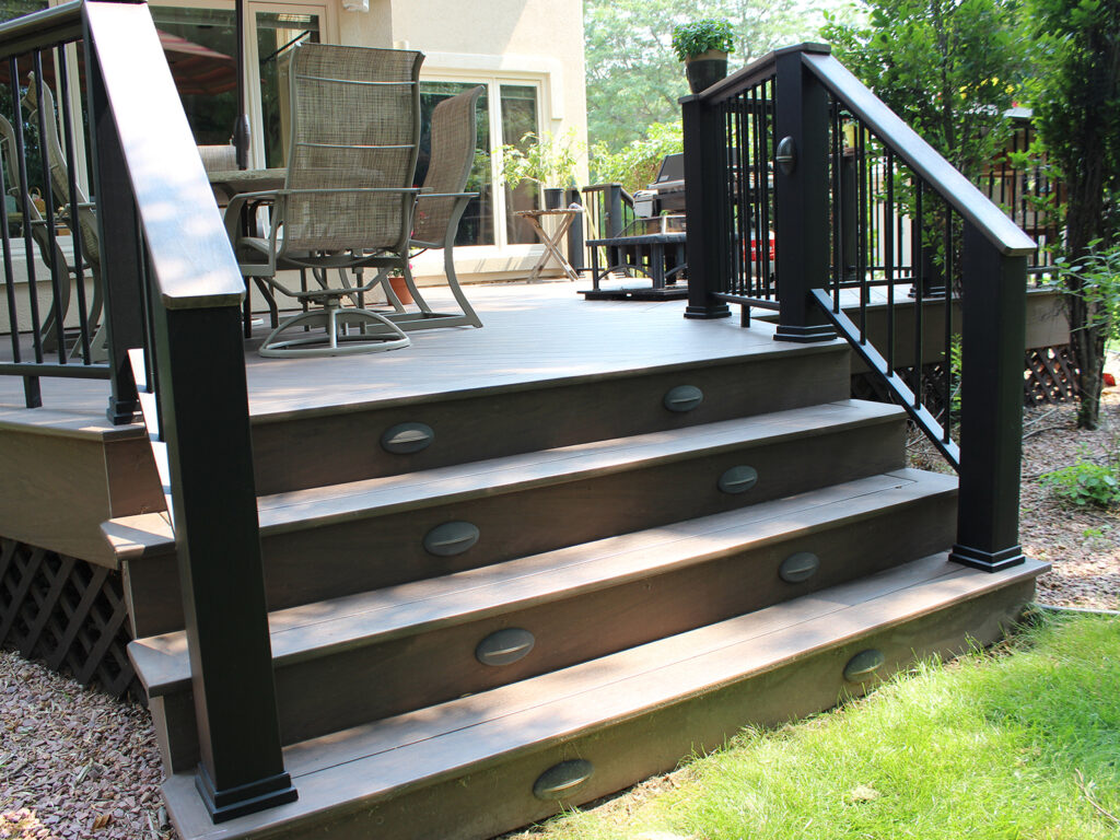 Maintenance Free Composite Deck and Railing 9