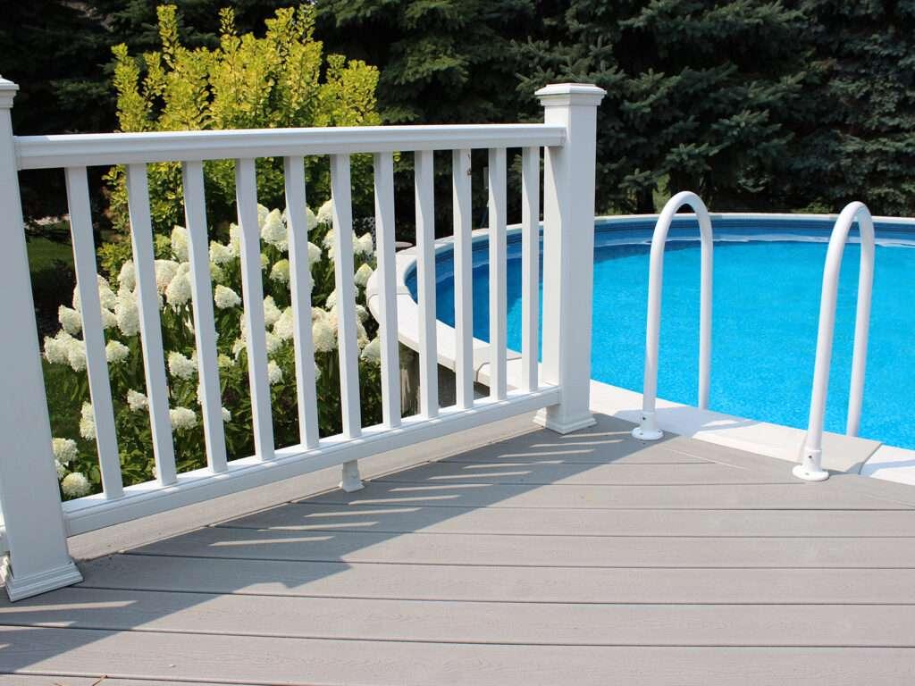 Maintenance Free Composite Pool Decking 4