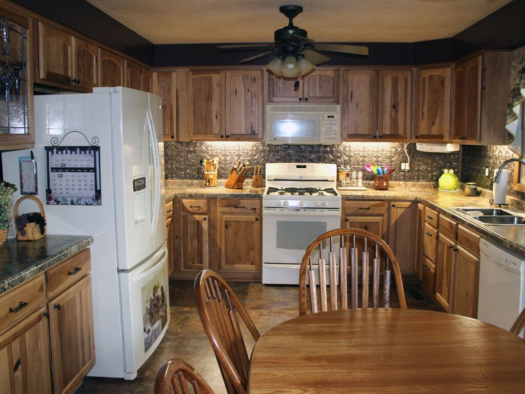 Mid Continent Cabinetry Beautiful Kitchen Redesign 2