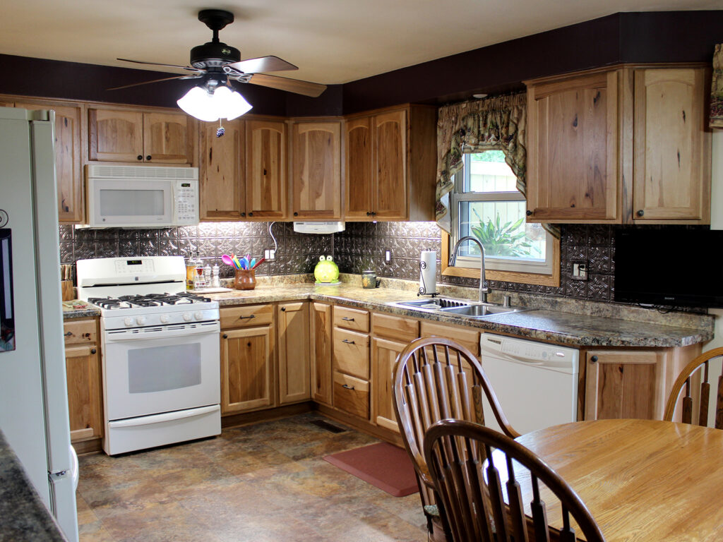 Mid Continent Cabinetry Beautiful Kitchen Redesign