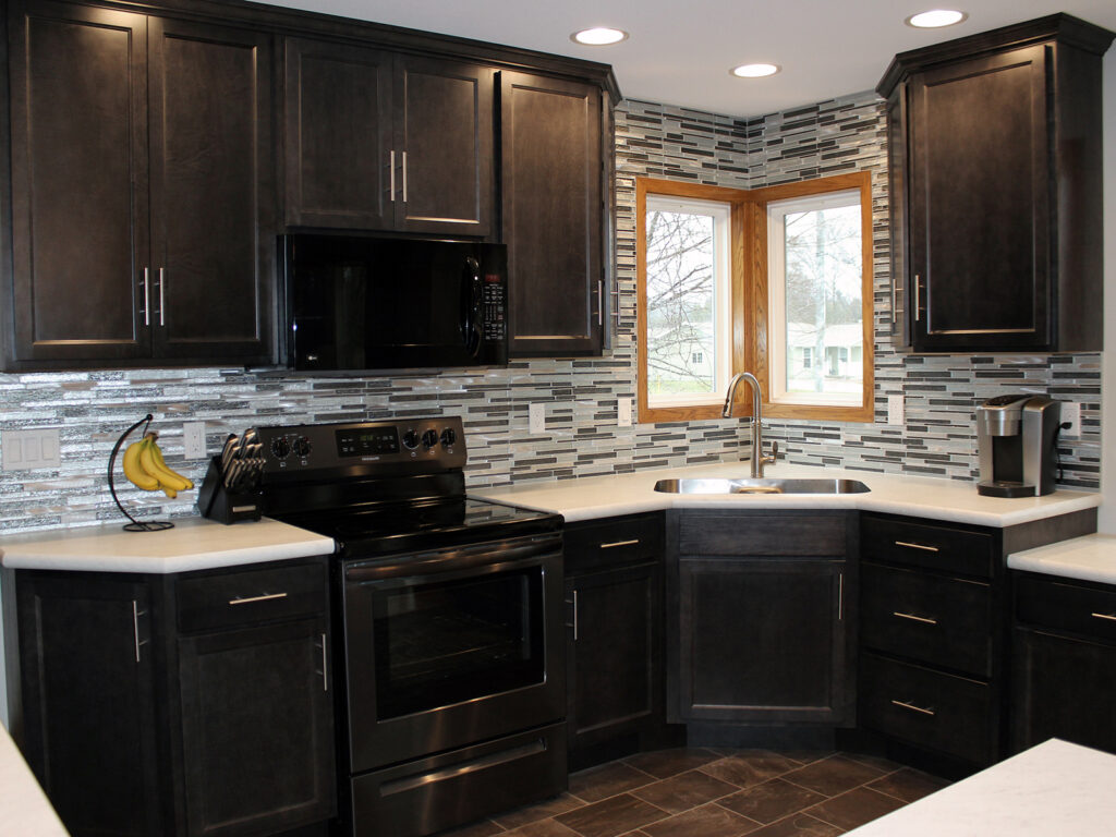 Mid Continent Cabinetry Contemporary Kitchen Update 1
