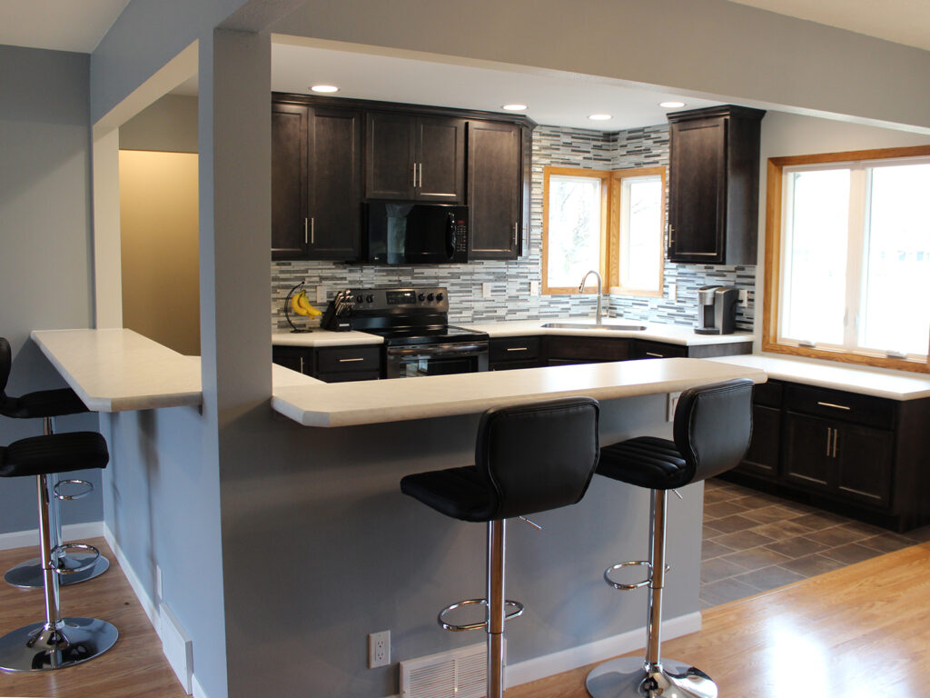 Mid Continent Cabinetry Contemporary Kitchen Update 2