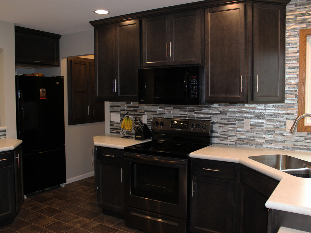 Mid Continent Cabinetry Contemporary Kitchen Update 4