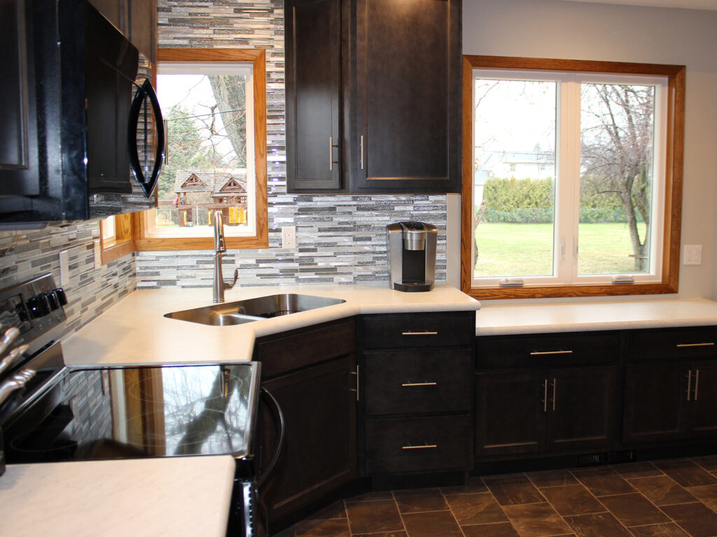 Mid Continent Cabinetry Contemporary Kitchen Update 5