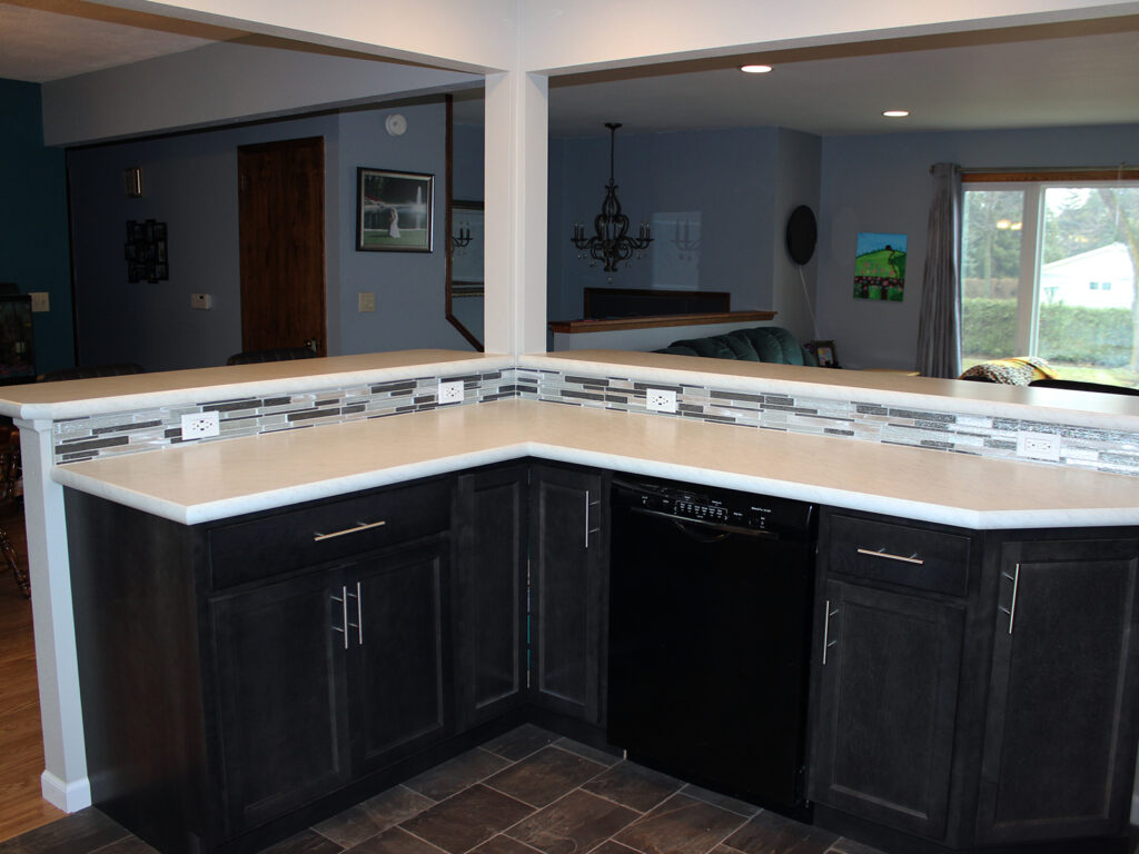 Mid Continent Cabinetry Contemporary Kitchen Update 7